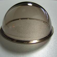 灰色監控攝像機光學球罩